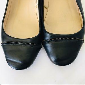 Torrid Zipper Toe Flats